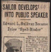 Image of Edward L. Sullivan - 1924.0001.140