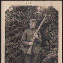 Image of Levi Arthur Le Cain - 1924.0001.156