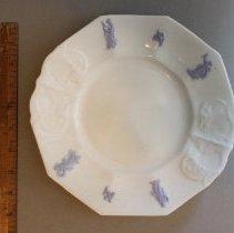 Image of Plate, Dessert