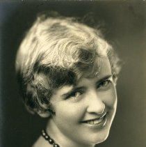 Image of Unknown girl from Dorchester High School for Girls, class of 1931 possibly