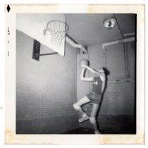 Image of All Saints Church Basketball Richard Rogers - 2015.0001.003