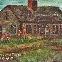 Image of Brick, Decorative - Ebenezer Withington House