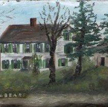 Image of Brick, Decorative - Royball Dolbeare House