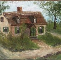 Image of Brick, Decorative - Holmes House