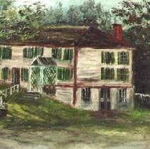 Image of Brick, Decorative - Captain Percival Eaton House