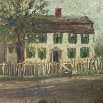 Image of Brick, Decorative - Howe House