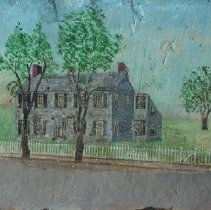 Image of Brick, Decorative - Unknown House