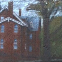 Image of Brick, Decorative - Stark House, Savin Hill