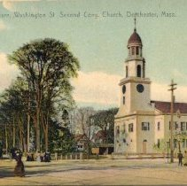 Image of Codman Square, Washington St. Second Cong. Church
