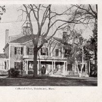 Image of Colonial Club, Dorchester, Mass.