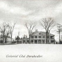 Image of Colonial Club, Dorchester                                                                                                                                                                                                                                      - 2007.0060.011