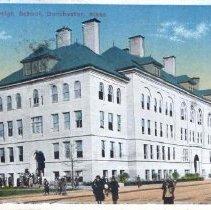 Image of Dorchester High School, Dorchester, Mass.                                                                                                                                                                                                                      - 2007.0060.015