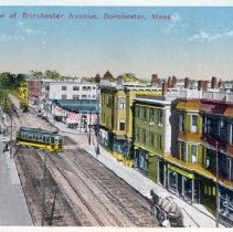 Image of General View of Dorchester Avenue                                                                                                                                                                                                                              - 2007.0060.023