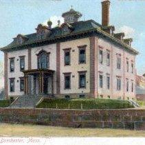 Image of Harris School                                                                                                                                                                                                                                                  - 2007.0060.027