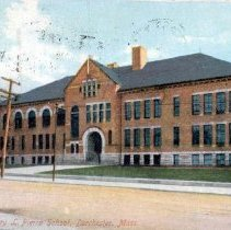 Image of Henry L. Pierce School, Dorchester, Mass.                                                                                                                                                                                                                      - 2007.0060.030