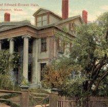 Image of Home of Edward Everett Hale                                                                                                                                                                                                                                    - 2007.0060.033