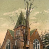 Image of Immanuel Church                                                                                                                                                                                                                                                - 2007.0060.035