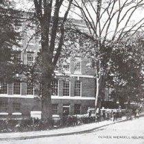 Image of Oliver Wendell Holmes School                                                                                                                                                                                                                                   - 2007.0060.042