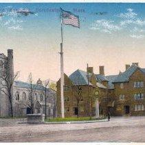 Image of Peabody Square, Ashmont, Dorchester, Mass - 2007.0060.047