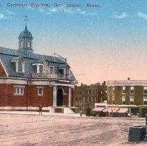 Image of Public Library, Codman Square, Dorchester, Mass.                                                                                                                                                                                                           - 2007.0060.051