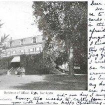 Image of Residence of Micah Dyar                                                                                                                                                                                                                                    - 2007.0060.053