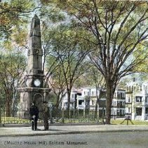 Image of Dorchester, Mass. (Meeting House Hill) Soldiers Monument - 2007.0060.062