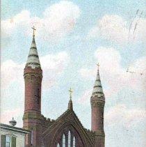 Image of Dorchester, Mass. St. Gregory's Catholic Church. Erected 1863. - 2007.0060.063