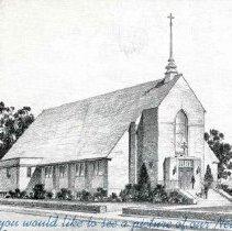 Image of [Vasa Lutheran Church, 500 Talbot Avenue, Dorchester, Mass.] - 2007.0060.070