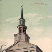 Image of Unitarian Church, Dorchester Lower Mills, Mass.                                                                                                                                                                                                            - 2007.0060.080