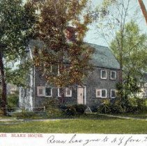 Image of Dorchester, Mass. Blake House - 2007.0060.082