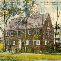 Image of Old Blake House, Edward Everett Square, Dorchester, Mass. - 2007.0060.091