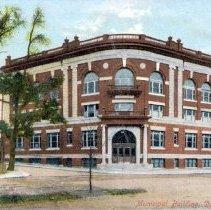 Image of Municipal Building, Dorchester, Mass. - 2007.0060.096
