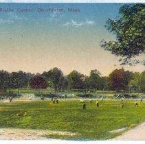 Image of Playground, Fields Corner, Dorchester, Mass. - 2007.0060.100