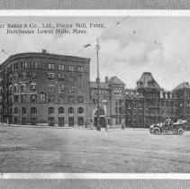 Image of Walter Baker & Co., Ltd., Pierce Mill, Dorchester Lower Mills, Mass.                                                                                                                                                                                 - 2007.0060.104