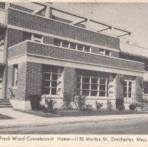 Image of Frank Wood Convalescent Home - 1135 Morton St., Dorchester, Mass.                                                                                                                                                                                          - 2007.0060.115