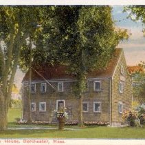 Image of Ye Old Blake House, Dorchester, Mass. - 2007.0060.120