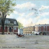 Image of Dorchester, Mass. Codman Square and Public Library - 2007.0060.125