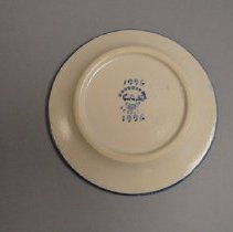 Image of Plate, Decorative - Ceramic plate
