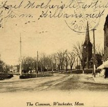 Image of 1200.01.39 - The Common, Winchester, Mass.