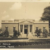 Image of 1200.01.42 - U.S. Post Office, Winchester, Mass.