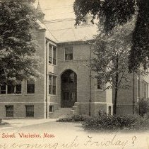 Image of 1200.01.71 - Wadleigh School, Winchester, Mass.