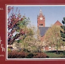 Image of 1200.01.90 - Town Hall, Winchester, Massachusetts