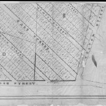 Image of Plan of building lots in Winchester and Woburn
