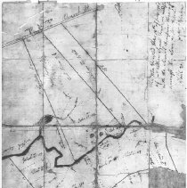 Image of Plan finished 18th of June 1769 of the William Symms Farm.