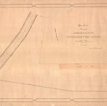 Image of 1300.43 - Plan of lot owned by Hannah M. Parker,Winchester, Massachusetts, May 1876