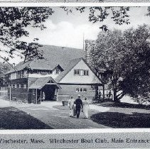 Image of 2002.14.43 - Winchester, Mass. Winchester Boat Club