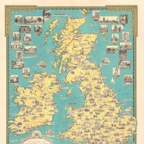 Image of Chase Map of British Isles