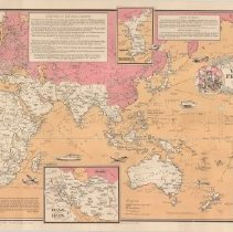 Image of Chase Map of World Freedom