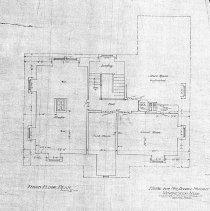 Image of 1300.132 - House for Mr. Dniel Murphy, Winchester, Mass. Robert Coit, Architect, 85 Water St., Boston, Mass.