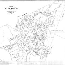 Image of 1300.28 - Map of Winchester  [1907]